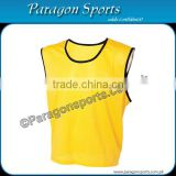 Soccer Training Vest Micro Mesh vests Yellow Color