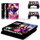 Newest Design Game Skin Sticker Cover Vinyl Decals For PS4 Console