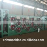High Efficiency 16-32 Fan Wind Cooling or Water Cooling Rubber Film Cooling Machine
