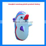 new design pvc inflatable dophin toy