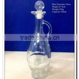 wholesale 700ml glass oil and vinegar bottle