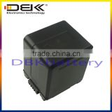 Rechargeable battery 7.4V VW-VBG260 Camcorder Battery For Panasonic HDC-HS300, TM300