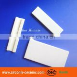 Glazed alumina ceramic plate for hair iron& industrial ceramic plate for straighteners