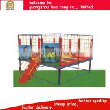Middle size secure used bouncer for children