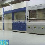 lab equipment stainless steel fume hood                                                                         Quality Choice