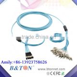 8/12/24/48core OM3 Fiber Optical MPO/MTP LC MU ST FC SC Patch cord/MPO Optic Fiber Jumper Connector