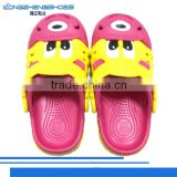 Factory wholesale good quality cheap rubber kids animal clogs