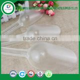 High quality food grade 2015 popular transparent plastic food shovel Ice bucket with handle