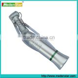 New design 20:1 Reduction Handpiece/push button contra angle dental handpiece with external water spray