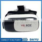 Latest hot product 3D Cardboard VR BOX Headset for smart phone user