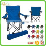 Portable folding beach chaise sun lounge chair foldable camping chair with feetrest                                                                         Quality Choice