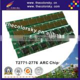 (ARC-E-T2771R) auto reset inkjet ink cartridge chip for Epson T2771 T2772 T2773 T2774 T2775 T2776