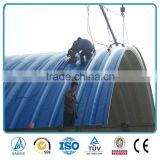 Prefabricated Easy Installed arch steel building                                                                         Quality Choice