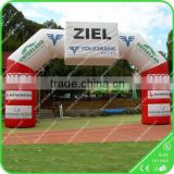 High quality and environmental beautiful inflatable arch