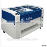 Beautiful appearance!Professional design !!! HG-1290 3d sub surface laser engraving machine
