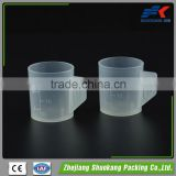 Wholesale 20ML Clear PP Small Plastic Measuring Cup with Handle                                                                         Quality Choice