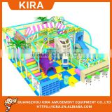 Colorful design soft play used playground indoor equipment for sale