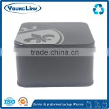 Customized Promotional Printed Square Tin Box Chocolate Tin Box                                                                         Quality Choice