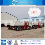 Dongfeng mini self loading garbage truck mini truck with high quality for sale in South America