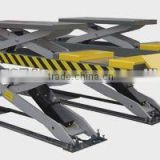 Double-level platform scissor lift suitable for four wheel alignment Latest-3.5 MS(4.0MS)( 5.5MS)