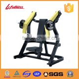 Newest Incline Chest Press fitness hammer strength machine LJ-5704A