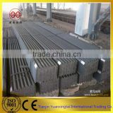 factory price galvanized steel angle bar/ China steel angel/China equal bars angle steel