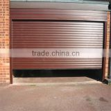 Aluminum Automatic Roll-Up Door With Pu Foam