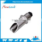 Factory supplying wholesale 1/2'' SS304 automatic nipple drinkers for pigs for piglet