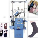 3.75 inch automatic dual-use sock knitting machine for making terry and plain socks(WH-6F-B)