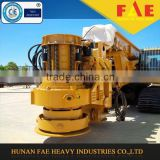 TOP Crawler type excavator piling Machine FAR75 telescopic hydraulic rotary drilling rig