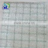 6mm 6.5mm 7mm Clear Wired Glass with CE ISO9001 wired glass pattern glass