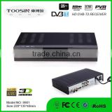 dvb t2 Mstar7T01 chipset 1080P Full HD MPEG4 H.264 dvb t2 receiver tv decoder with factory price
