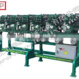 six spindle sisal yarn winding machine thread winding machine