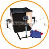 Mini Photo Studio Soft Tent and Continuous Light Kit Shooting Cube Box from Dailyetech