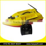 2014 rc boat 2.4G battery operate high speed remote control fishing bait boat