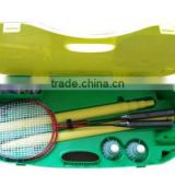 Portable Badminton Racket set