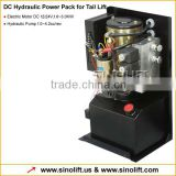 DC Hydraulic Power Pack for Tail Lift