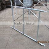 Linyi factory OEM accept Heavy Duty Steel Scaffolding Shoring Props/tubular steel frame scaffolding , china