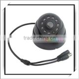 1/4 CMOS 380TVL IR LED Indoor Very Small Night Vision Security CCTV Camera