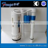 Upc toilet fill vavle and concealed dual flush valve