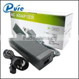 ac adapter for xbox360 power adapter for vedio games for xbox 360 ac adapter 220v