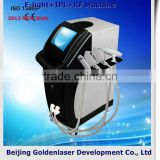 590-1200nm 2013 Exporter Beauty Salon Equipment Diode Face Lifting Laser E-light+IPL+RF Machine 2013 Panda Box Ipl