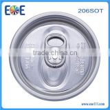 Soda water can lid 206SOT 57mm Iran Supplier