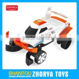 High quality 3 colours Amphibious 8 ch R/C car & boat toys for boys