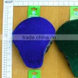 Promotional Bicycle Saddle Cover/Bicycle Seat Cover with lining /cheap bicycle saddle cover