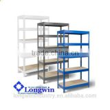 Popular household 175kg and 265kg Capacity warehouse Shelving Unit