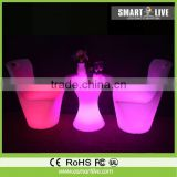 glow led lounge plastic led lounge chair remote control for outdoor bottom price led furniture under cabinet light ul