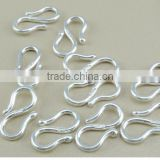 10.5*6 mm 925 sterling silver earring findings