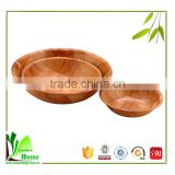 China wholesale custom bmaboo baby bowl