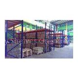 steel Heavy duty shelf rack for Logistic central , warehouse Racking system